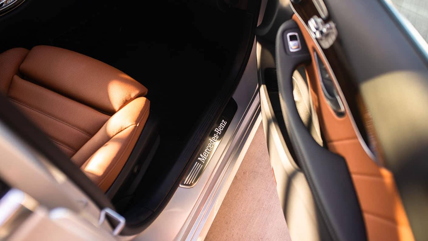 2019 Mercedes-Benz C-Class Features