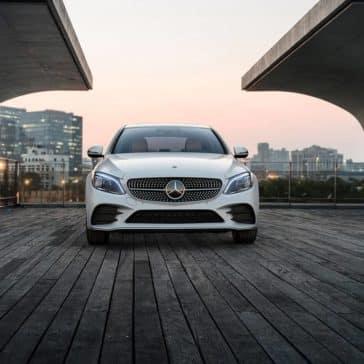 2019 Mercedes-Benz C-Class Grill