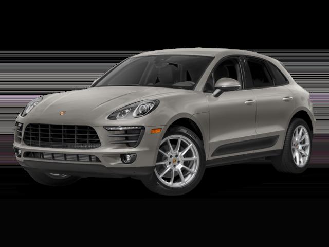 2018 Porsche Macan Comparison Image