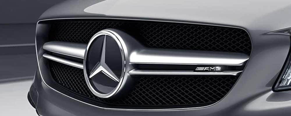 2019 Mercedes-Benz CLA grille banner