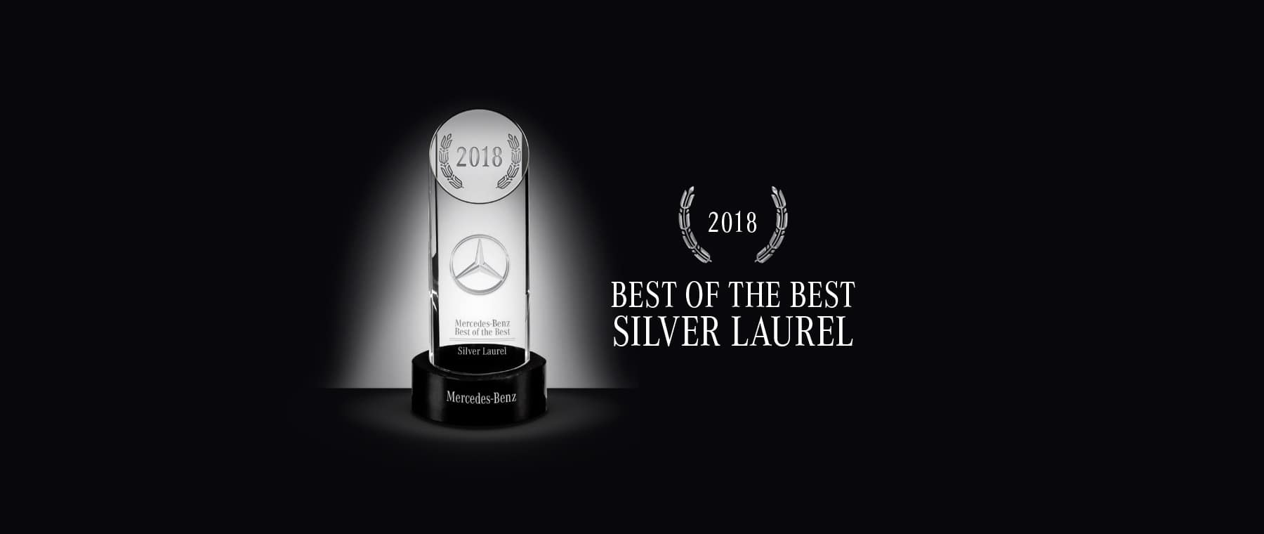 Silver Laurel Award