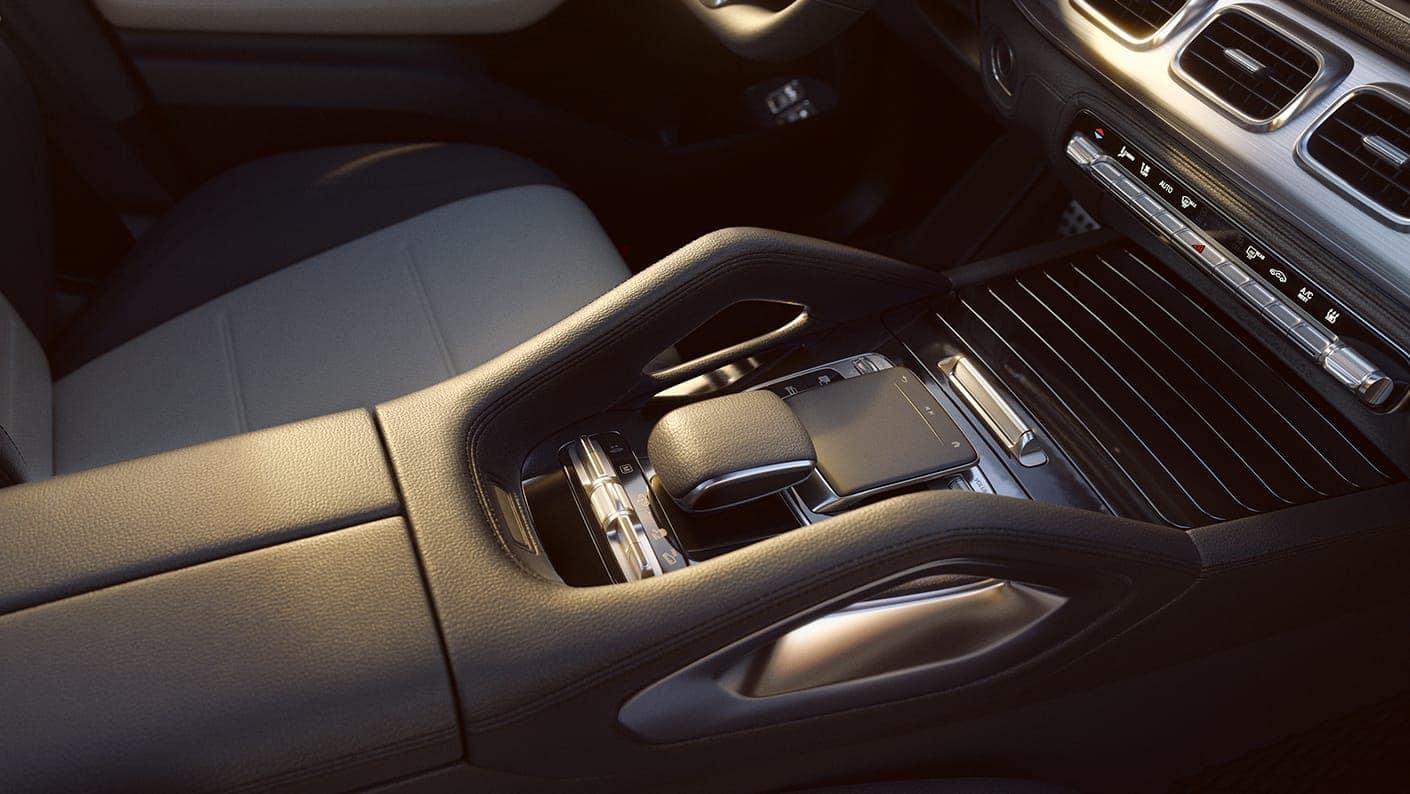 2020 Mercedes-Benz interior