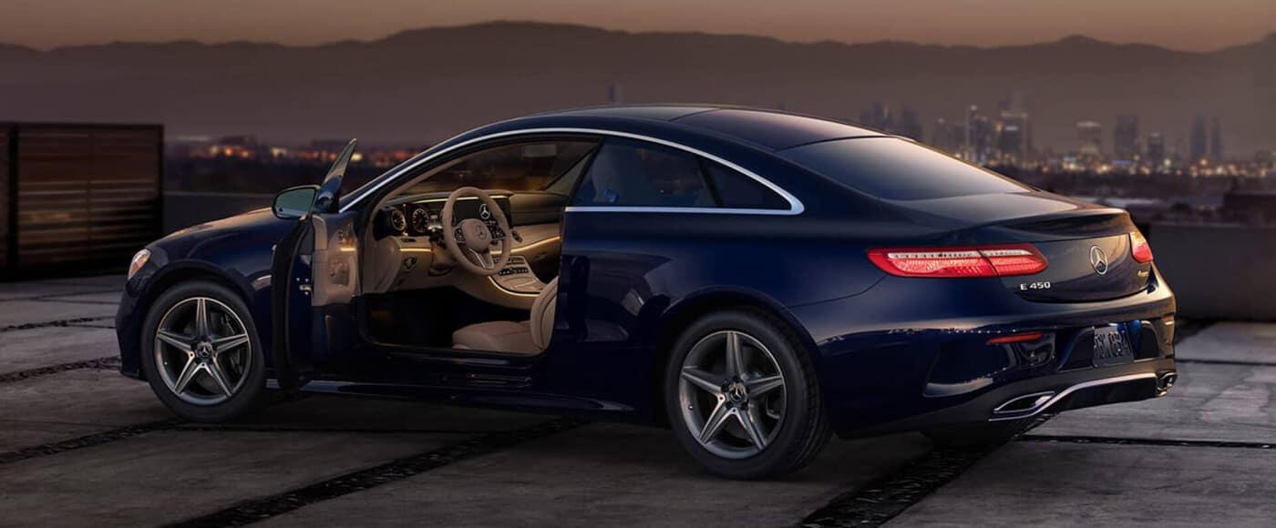 2020 Mercedes-Benz E 450 Coupe