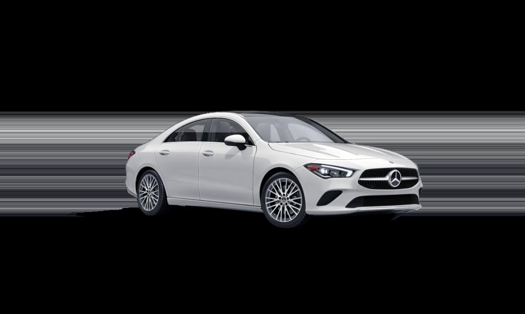 2021 Mercedes-Benz CLA 250 4MATIC®