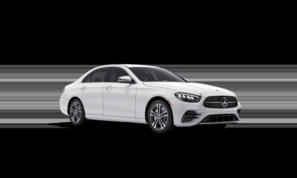 New 2021 Mercedes-Benz E 350 4MATIC®