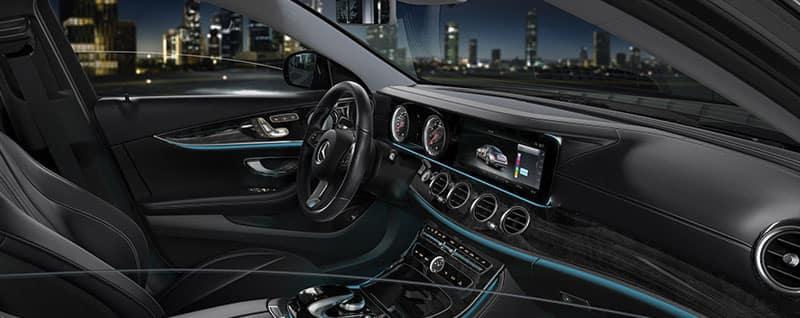 2018 Mercedes-Benz E 300 Interior