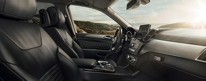2017 Mercedes-Benz GLE 350 Interior