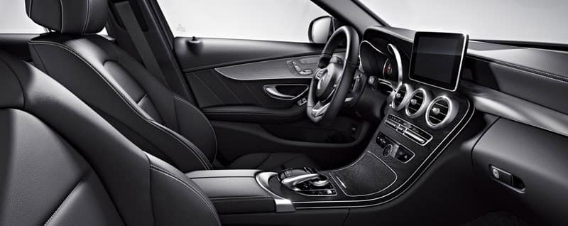 2018 Mercedes-Benz C300 Interior