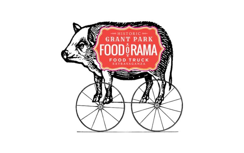 Food-o-Rama Food Truck Event at Old Fourth Ward in Atlanta, GA
