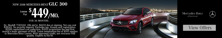 Mercedes-Benz of Buckhead | New and Pre-Owned Luxury Car ...
