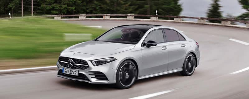 2019 Mercedes-Benz A-Class Sedan