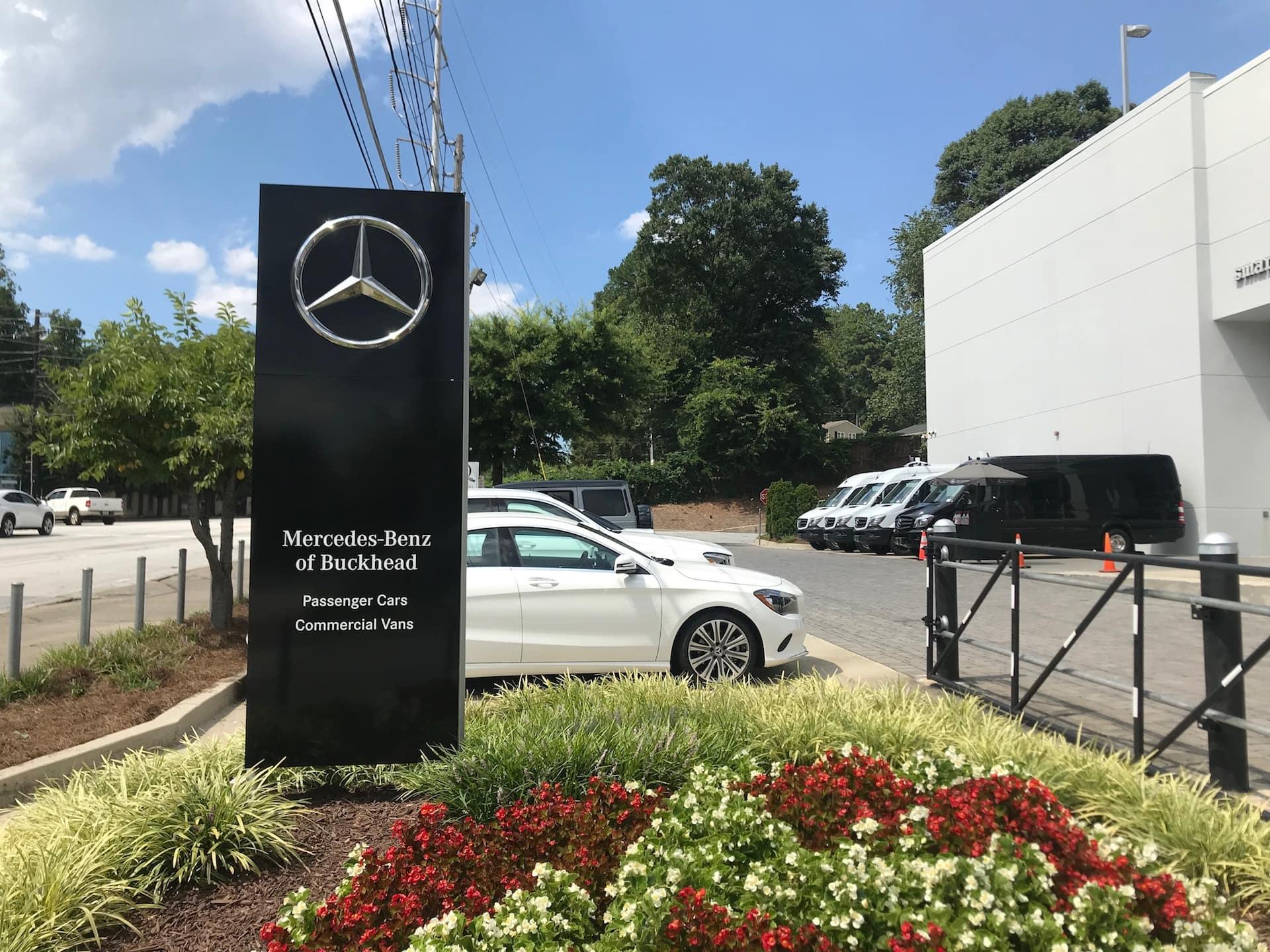 Mercedes-Benz of Buckhead Renovations & Construction | Atlanta