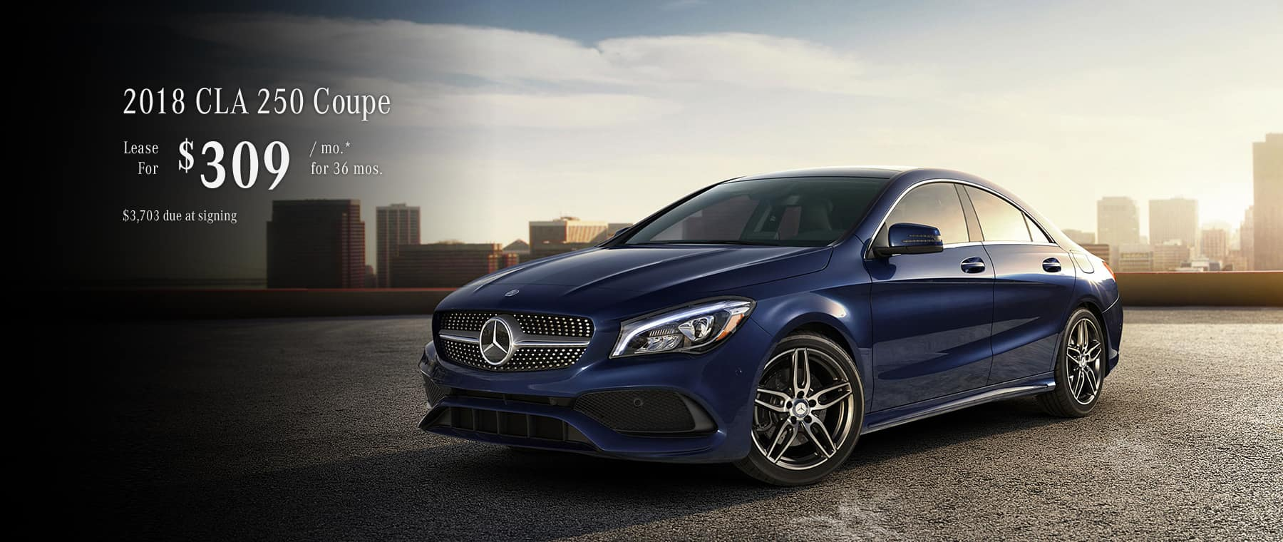 Mercedes-Benz of Chandler New 2018 Mercedes-Benz CLA 250 Coupe