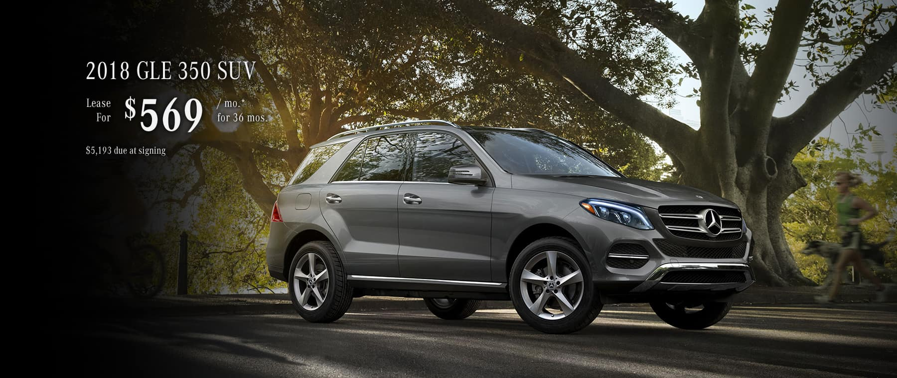 Mercedes-Benz of Chandler New 2018 Mercedes-Benz  GLE 350 SUV