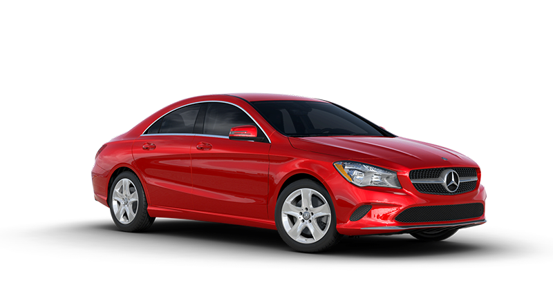 2019 Mercedes-Benz CLA 250 Coupe Hero