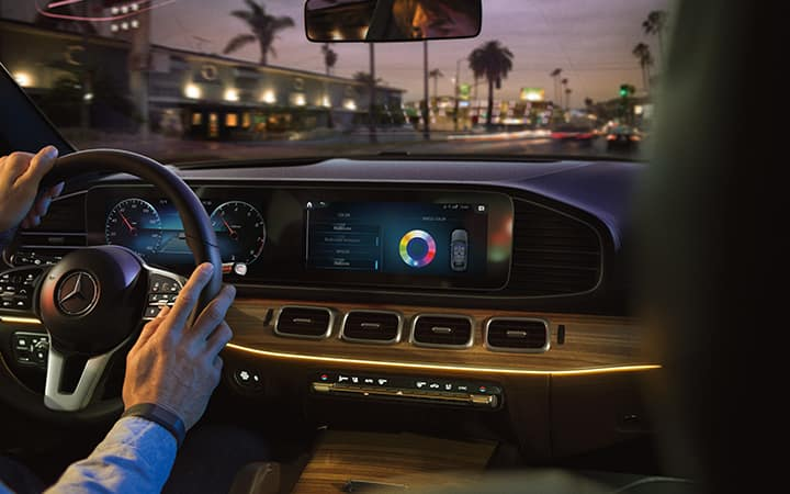 GLE dashboard