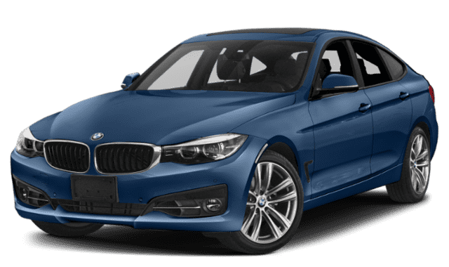 Blue 2019 BMW 3 Series