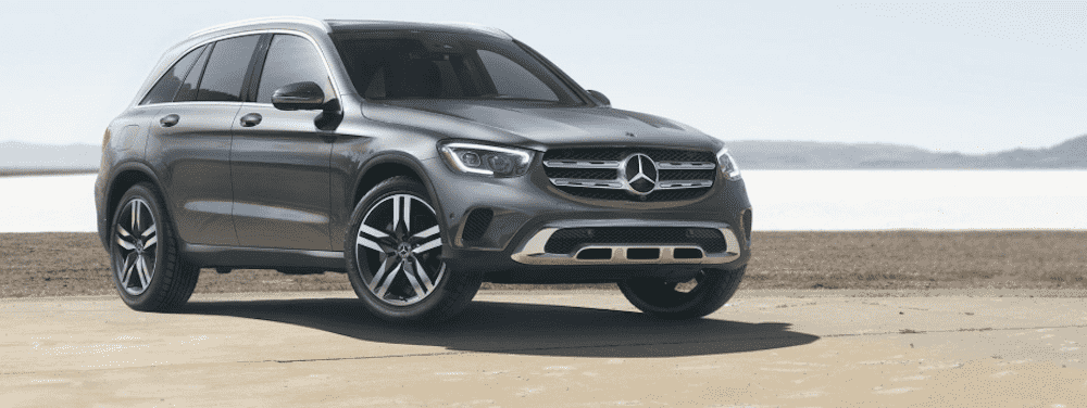 Gray 2019 Mercedes-Benz GLC
