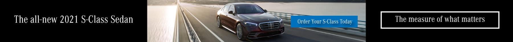 Mercedes-Benz of Chandler 2021 S-Class Sedan