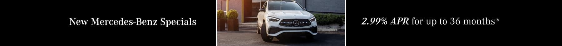 Mercedes-Benz of Chandler new 2021 mercedes benz specials