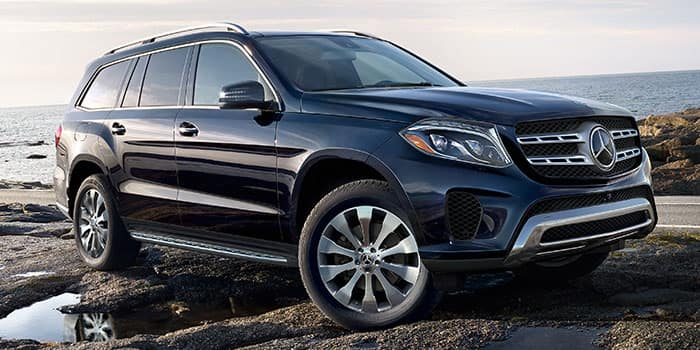 2018 GLS450 SUV Lease