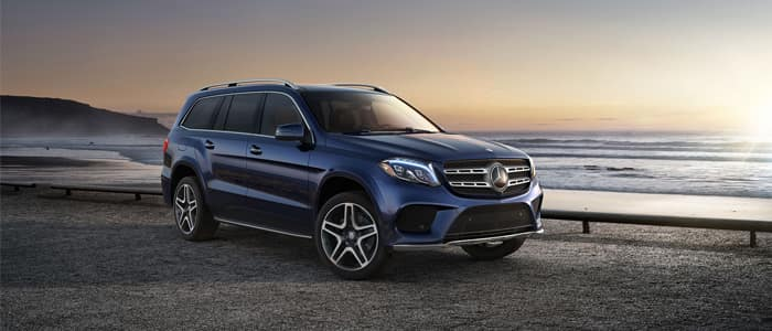 Superb 2018 GLS 550 SUV