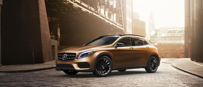 2019 GLA 250 SUV 4MATIC®
