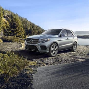 2018 Mercedes-Benz GLE Exterior