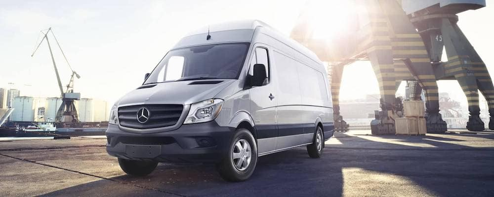 mercedes-benz sprinter exterior