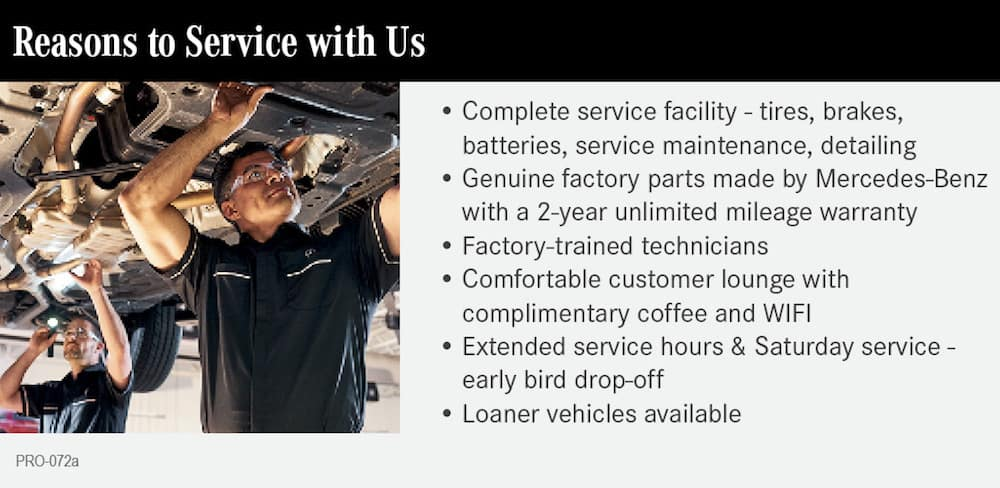 Mercedes-Benz Service Coupons & Offers | Mercedes-Benz of ...