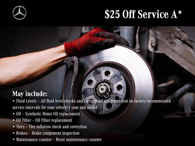 Mercedes-Benz Service Coupons & Offers | Mercedes-Benz of Chantilly