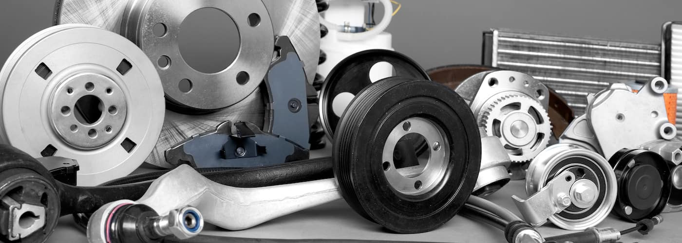 car auto parts