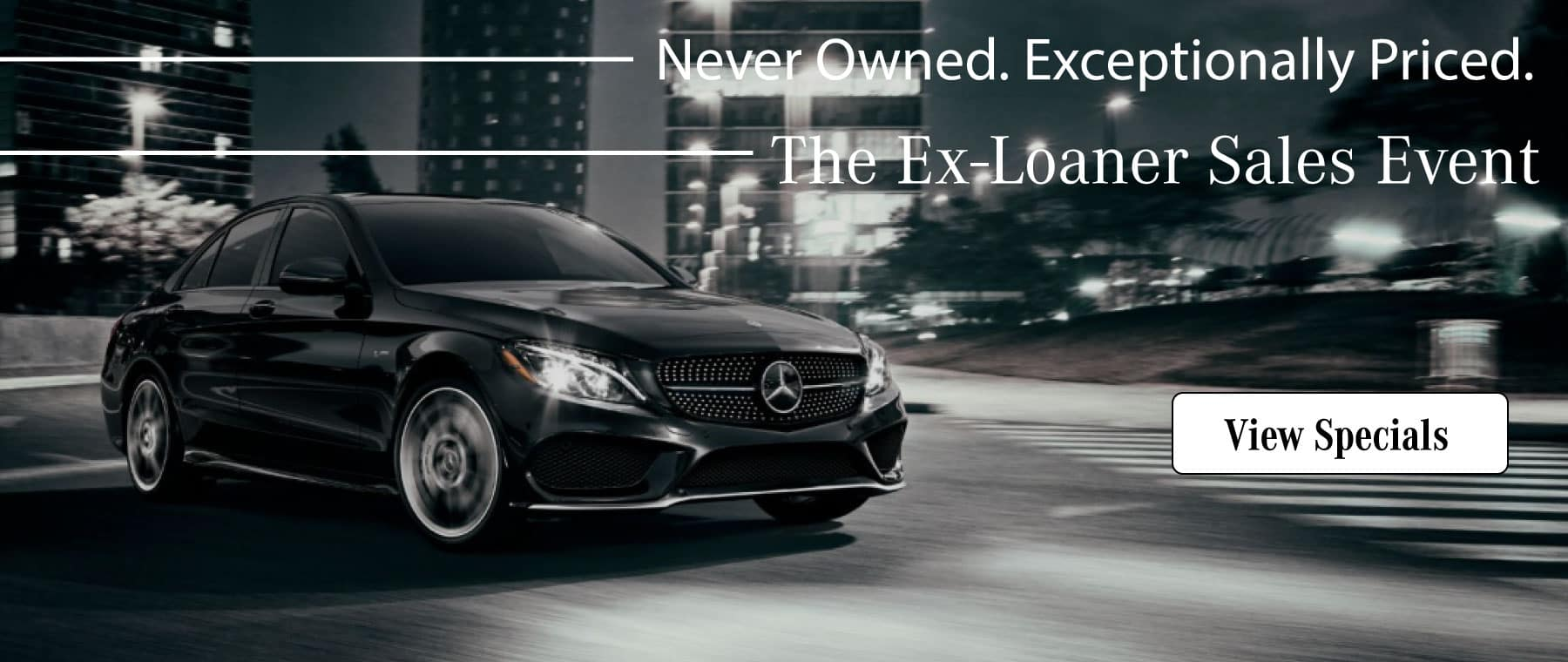 Mercedes-Benz of Chantilly | Luxury Auto Dealer near South