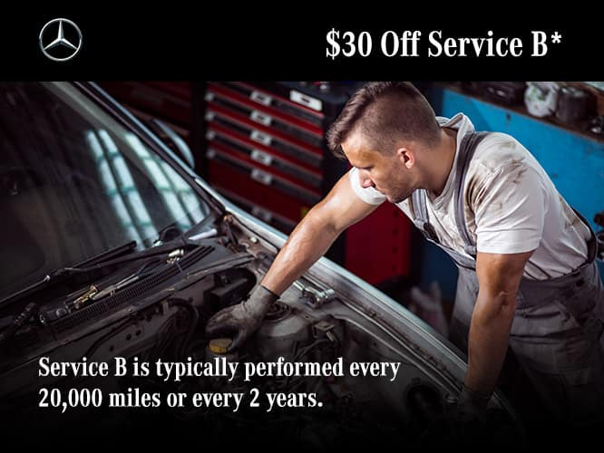 $30 off Service B