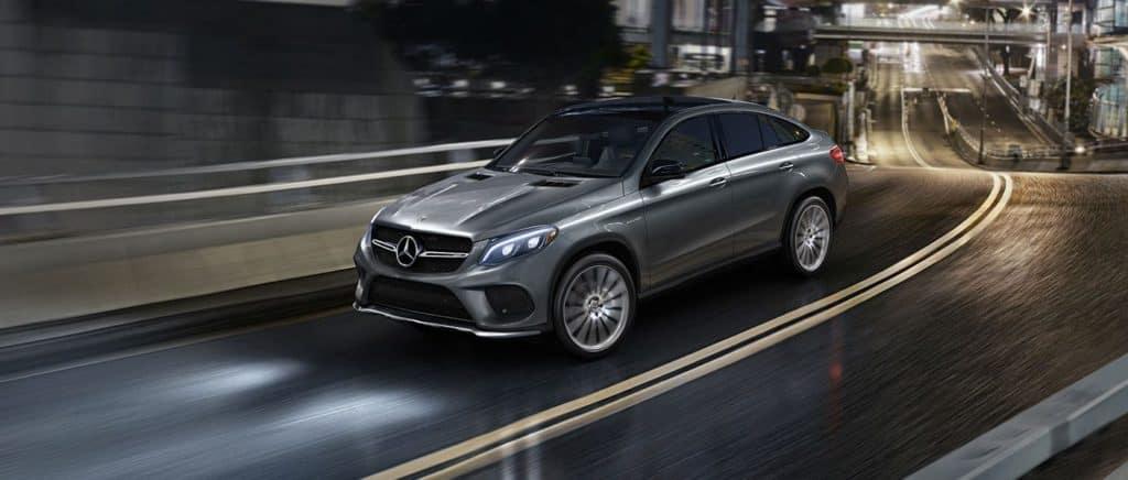 2019 AMG® GLE 43 Coupe