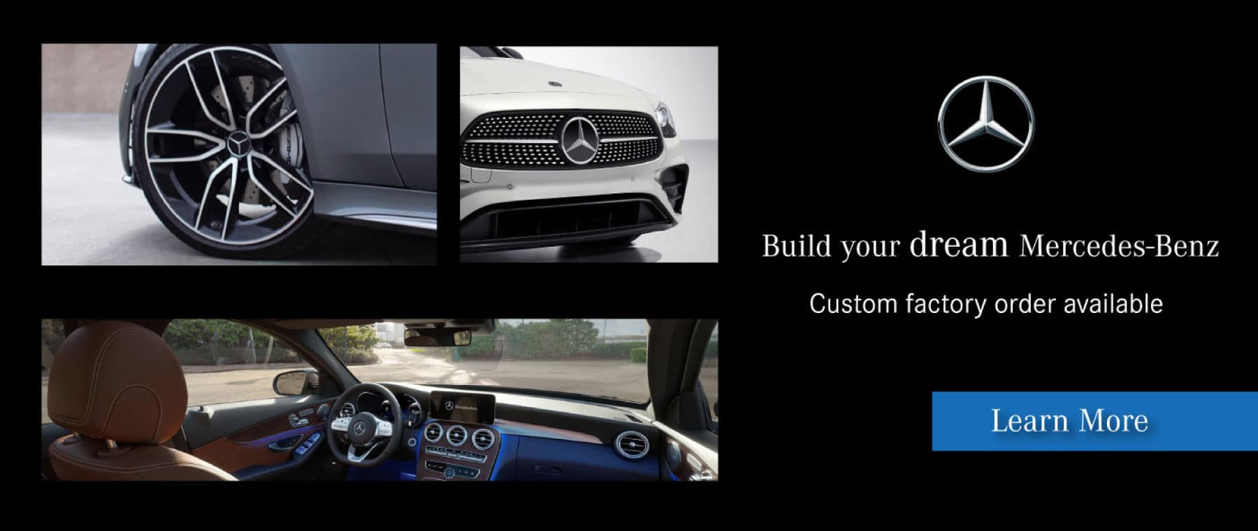 Mercedes-Benz of Chantilly Build Your Own Mercedes