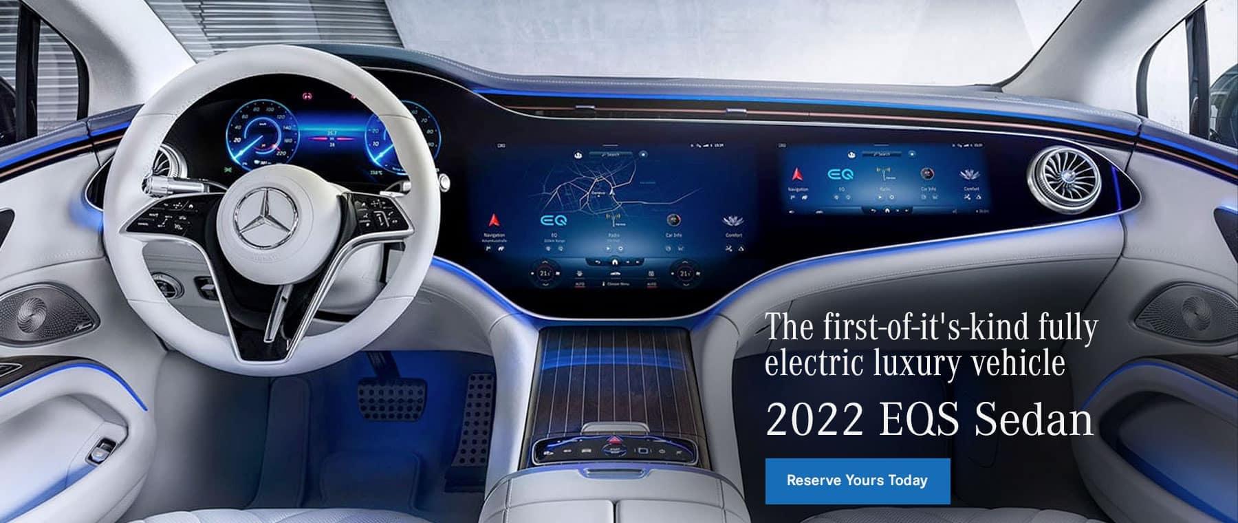 2022 EQS Sedan