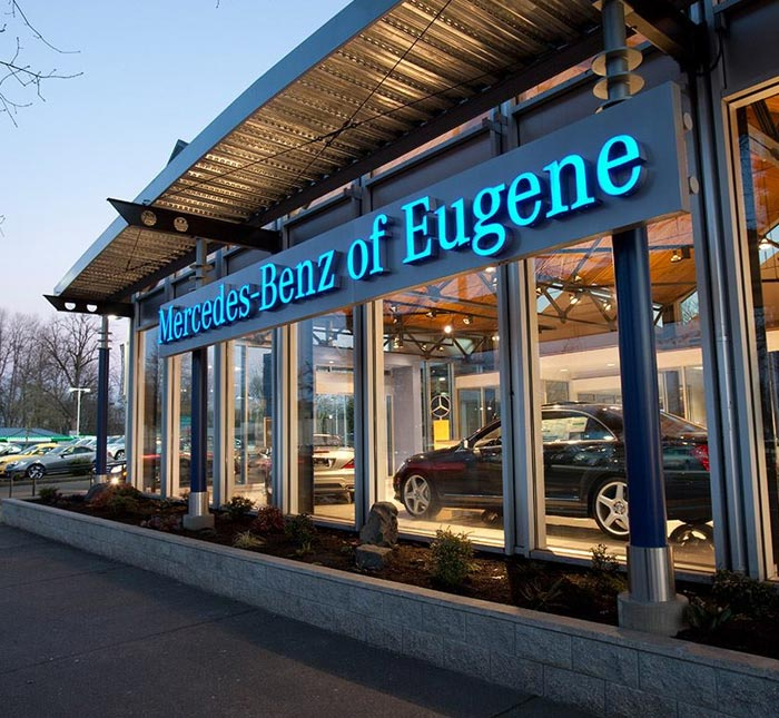 Welcome To MB Eugene