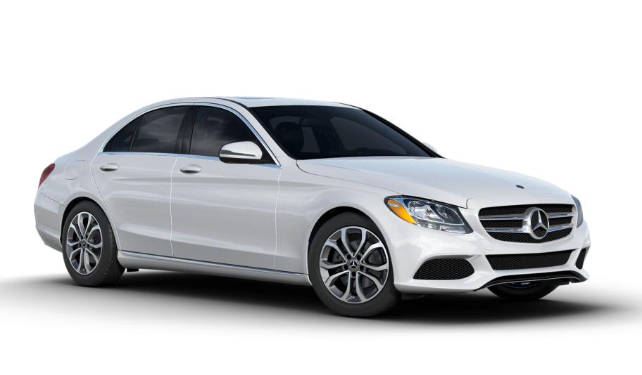 Pre-Owned 2018 Mercedes-Benz C-Class C300 4MATIC®