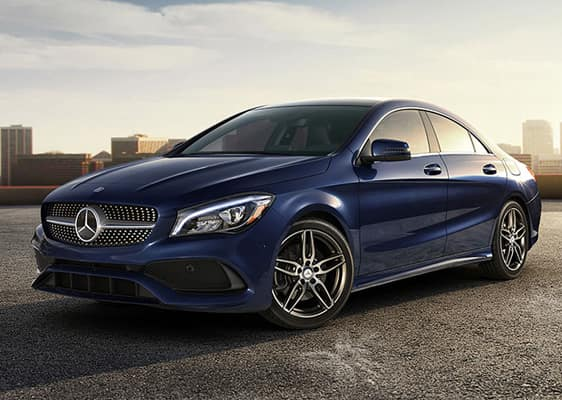 Pre-Owned 2017 Mercedes-Benz CLA250 4Matic