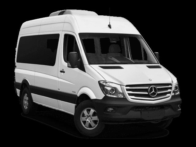 2016 Mercedes-Benz Sprinter Passenger Van - Stock #16S120