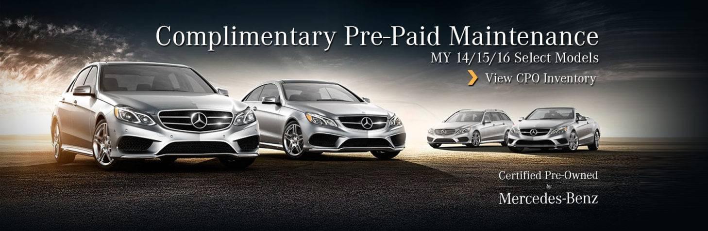 Mercedes-Benz Dealer in Eugene, OR | Mercedes-Benz of Eugene