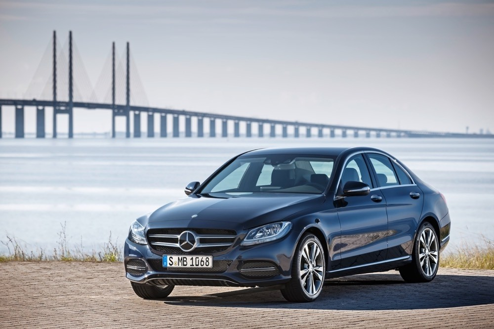 The Mercedes-Benz C-Class
