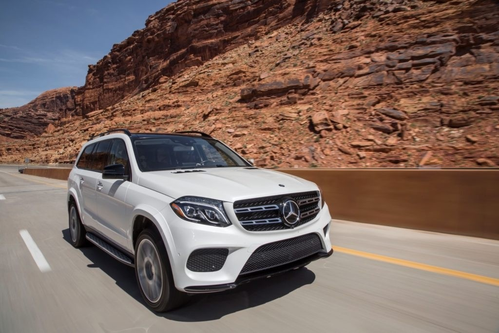 The Mercedes-Benz GLS: The S-Class of SUVs | Mercedes-Benz ...