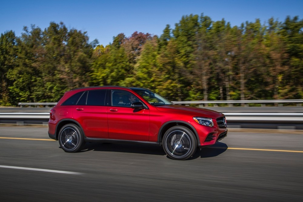 The Mercedes-Benz GLC