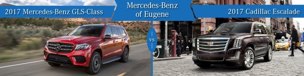Mercedes-Benz GLS vs Cadillac Escalade