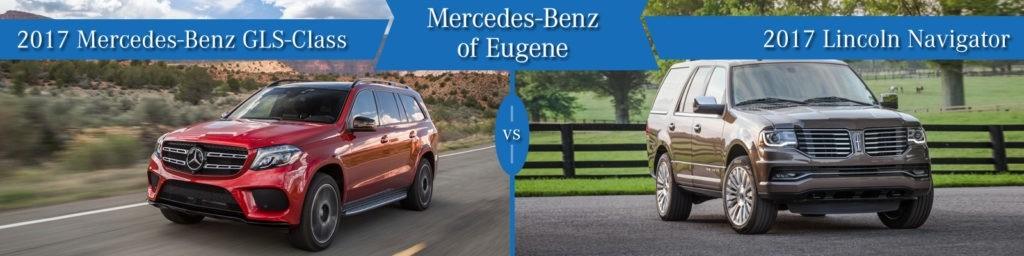 Mercedes-Benz GLS vs Lincoln Navigator