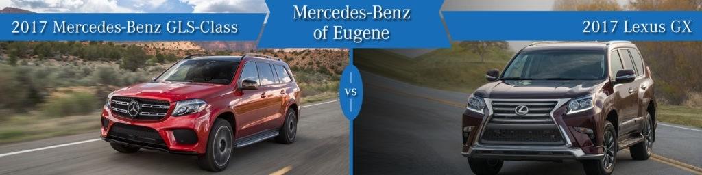 Mercedes-Benz GLS vs Lexus GX