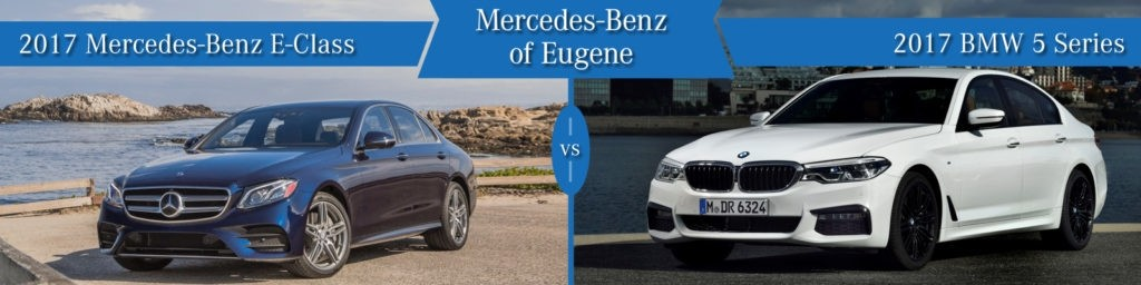 Mercedes Benz E Class Vs. BMW 5 Series