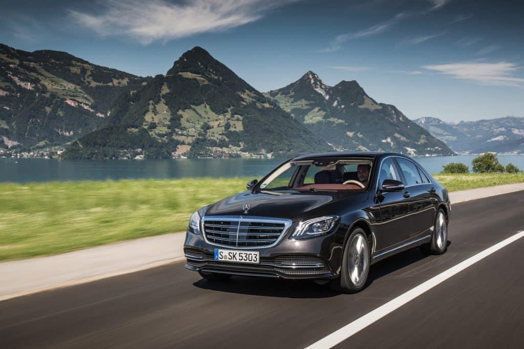 The Mercedes-Benz S-Class | Mercedes-Benz of Eugene